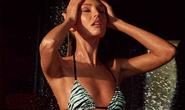 """""""Thiên thần nội y"""" Candice Swanepoel đốt cháy ánh nhìn với đồ tắm"""