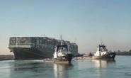 """Chi phí bảo hiểm """"khủng"""" trong vụ siêu tàu mắc cạn trên kênh đào Suez"""
