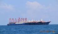 Philippines: Hàng trăm tàu Trung Quốc  tỏa ra ở quần đảo Trường Sa