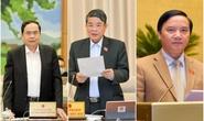 Giới thiệu ông Trần Thanh Mẫn, Nguyễn Đức Hải, Nguyễn Khắc Định để bầu Phó Chủ tịch QH