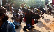 Bị chỉ trích, Nhật Bản đổi thái độ với Myanmar