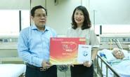 Mai Vàng nhân ái thăm nhạc sĩ Phú Quang