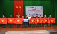 Trao tặng 1.000 lá cờ Tổ quốc đến vùng biên giới An Giang