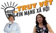 Bà Nguyễn Phương Hằng nói gì về đoạn ghi âm gạ tình ông Võ Hoàng Yên?