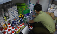 TP HCM: Phát hiện kho tân dược, thực phẩm chức năng nghi nhập lậu