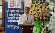 Phát động Giải thưởng Chuyển đổi số năm 2021 để tôn vinh giải pháp, sáng tạo Việt