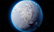 Sốc: Trái Đất từng biến thành màu trắng, mất hết oxy