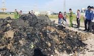 Đem hàng ngàn tấn chất thải rắn về Bình Chánh san lấp rồi ngụy trang