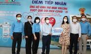 Sawaco: Trao 260 triệu đồng ủng hộ quỹ mua vaccine phòng, chống Covid-19