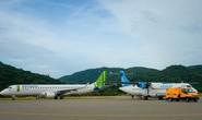 Khẩn trương lắp đèn đêm tại sân bay Côn Đảo để tăng chuyến bay