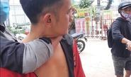 Hai đối tượng ở Hóc Môn vừa bị bắt khi gặp nạn nhân nhận tiền