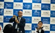 Jetro mang hàng Nhật chính hãng sang giới thiệu cho người tiêu dùng Việt