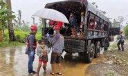 Siêu bão đe dọa Philippines, gió giật 315 km/giờ