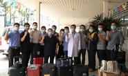 Đội phản ứng nhanh Bệnh viện Chợ Rẫy xuống Kiên Giang hỗ trợ chống dịch Covid-19