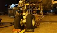 Siêu máy bay được phát hiện rách lốp sau hành trình Tân Sơn Nhất - Nội Bài