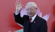 Trình miễn nhiệm Chủ tịch nước đối với ông Nguyễn Phú Trọng