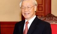 Quốc hội chính thức miễn nhiệm Chủ tịch nước đối với ông Nguyễn Phú Trọng