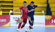 Việt Nam rộng cửa dự Futsal World Cup 2021