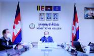 Việt Nam đề xuất đưa bác sĩ, hỗ trợ Campuchia 800 máy thở giúp chống dịch Covid-19