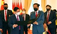 Việt Nam - Indonesia bàn việc đàm phán vùng đặc quyền kinh tế ở Biển Đông