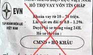EVN lên tiếng về Ngân hàng Điện lực Việt Nam hỗ trợ vay vốn tín chấp