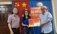 Mai Vàng nhân ái thăm nhạc sĩ Hoài Nhơn