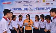 Hôm nay (25-4): Đưa trường học đến thí sinh tại Bình Thuận