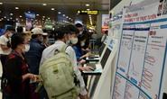 Xử phạt hành khách đi máy bay cố tình không đeo khẩu trang