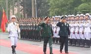 Bộ trưởng Phan Văn Giang đón Bộ trưởng Quốc phòng Trung Quốc thăm Việt Nam