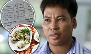 Vụ ốc hương 1,8 triệu đồng/kg: Chủ nhà hàng bị tố chặt chém nói gì?