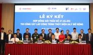 EVN ký kết gói thầu 2.365 tỉ đồng mở rộng nhà máy thủy điện Ialy