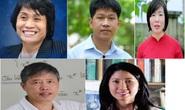 5 người Việt vào top 100 nhà khoa học hàng đầu châu Á