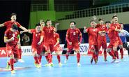Trực tiếp Việt Nam đấu Lebanon tại play-off VCK Futsal World Cup 2021