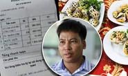 Vụ 1,8 triệu đồng/kg ốc hương: Chủ nhà hàng đưa clip để minh oan