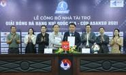 Asanzo của ông Phạm Văn Tam tài trợ chính Giải bóng đá hạng Nhì Quốc gia 2021