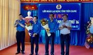 Ông Lê Minh Hùng được bầu làm Chủ tịch LĐLĐ tỉnh Tiền Giang