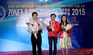 Tuyển cờ vua Việt Nam bất ngờ quay lưng Giải Vô địch khu vực 3.3