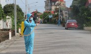 Vợ bệnh nhân 2899 ở Hà Nam tập thể dục với nhiều người