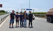 Còn nhiều người liên quan vụ đua xe trên cao tốc TP HCM-Long Thành-Dầu Giây