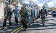 Điện Capitol đối mặt rủi ro an ninh gia tăng