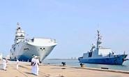 Pháp tập trận hải quân với Bộ tứ
