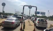 Ùn tắc cao tốc, trạm thu phí TP HCM - Long Thành - Dầu Giây quyết không xả trạm