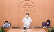 50 người tiếp xúc gần với 2 ca dương tính SARS-CoV-2 ở Hà Nội