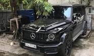 Phát hiện xe siêu sang Mercedes G63 biển số giả lưu thông trên đường
