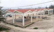 Chi 43 tỉ đồng nâng cấp chưa lâu, cảng cá ở Thanh Hóa đã trùm mền