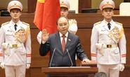 Tân Chủ tịch nước Nguyễn Xuân Phúc: Viết tiếp những kỳ tích