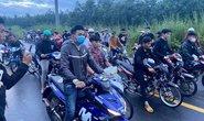 CSGT ém quân tại phà Cát Lái, vây bắt nhóm đối tượng từ Đồng Nai về TP HCM