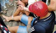 Canh phụ nữ để ra tay gây án, hai gã trai mới lớn bị bắt ở Hóc Môn