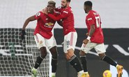 Granada khó mơ lật đổ Man United
