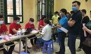 Hà Nội: CNVC-LĐ tích cực hiến máu tình nguyện